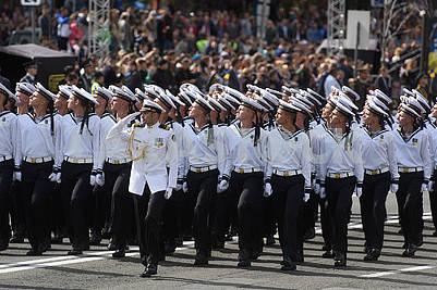 Military seamen