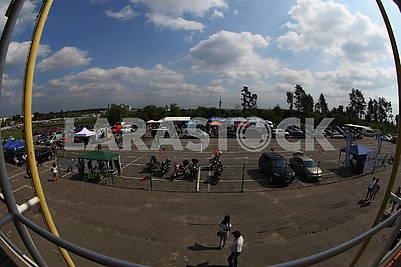 Autodrome Chaika, fleet of motorcycle racers