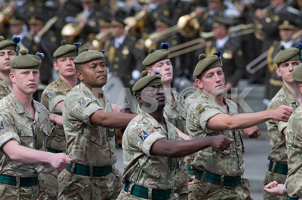 Military personnel of Great Britain — Image 61672