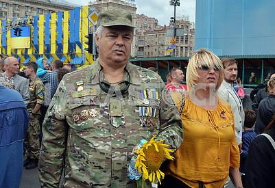 Officer on Khreshchatyk