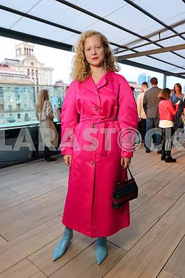 Anna October, designer