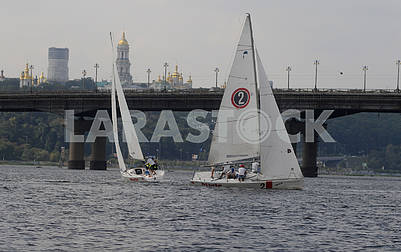 Open Championship of Ukraine in sailing