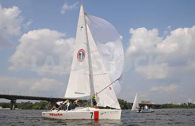 Open Championship of Ukraine in sailing