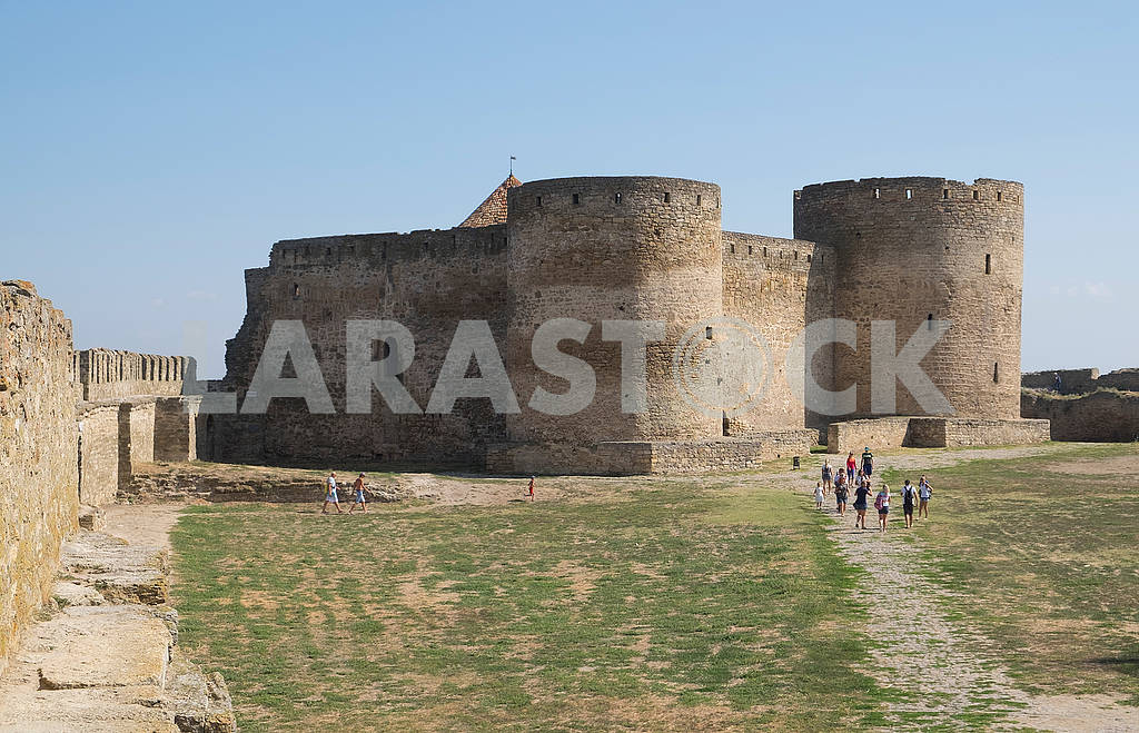 Tourists in the fortress — Image 61894