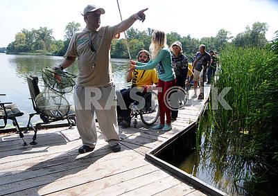 Championship of sport fishing