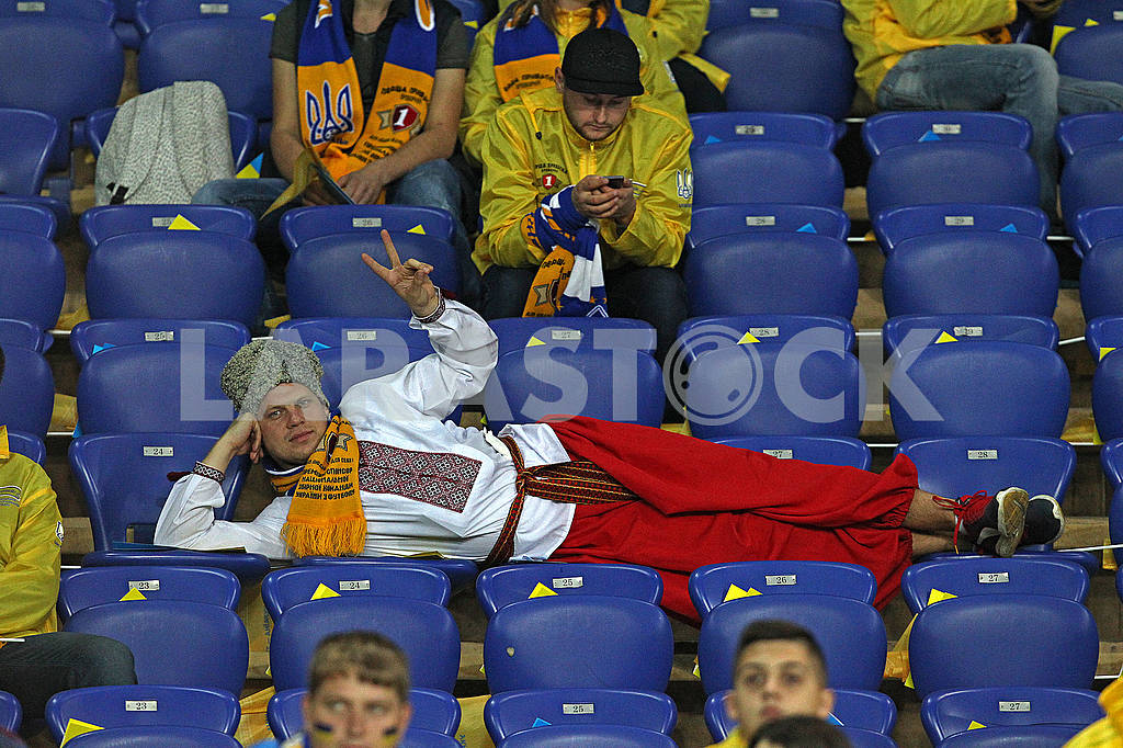 Fans of the national team of Ukraine — Image 61947