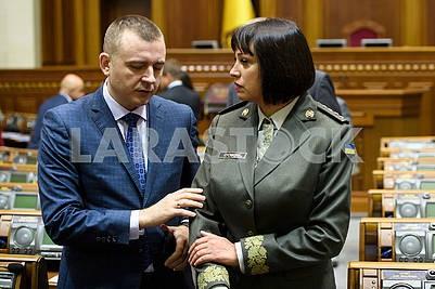 Artem Vitko, Tatyana Rychkova