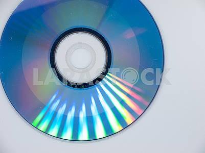Изолированный компакт-диск