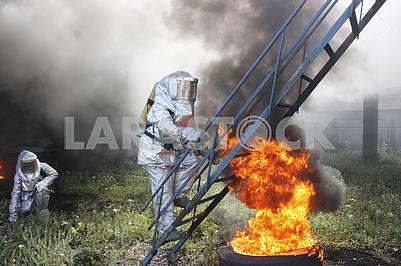 Training of rescuers