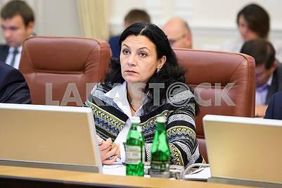 Ivanna Klimpush-Tsitsnadze