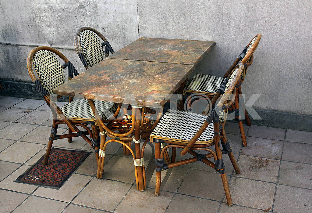 Coffee terrace — Image 62074