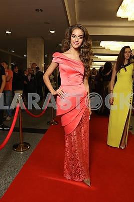 Alexandra Kucherenko Miss Ukraine-2016
