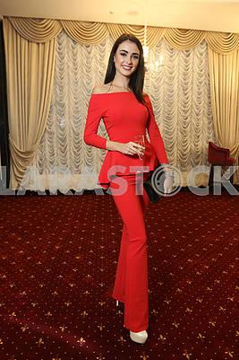 Christina Stoloka, Miss Ukraine 2015