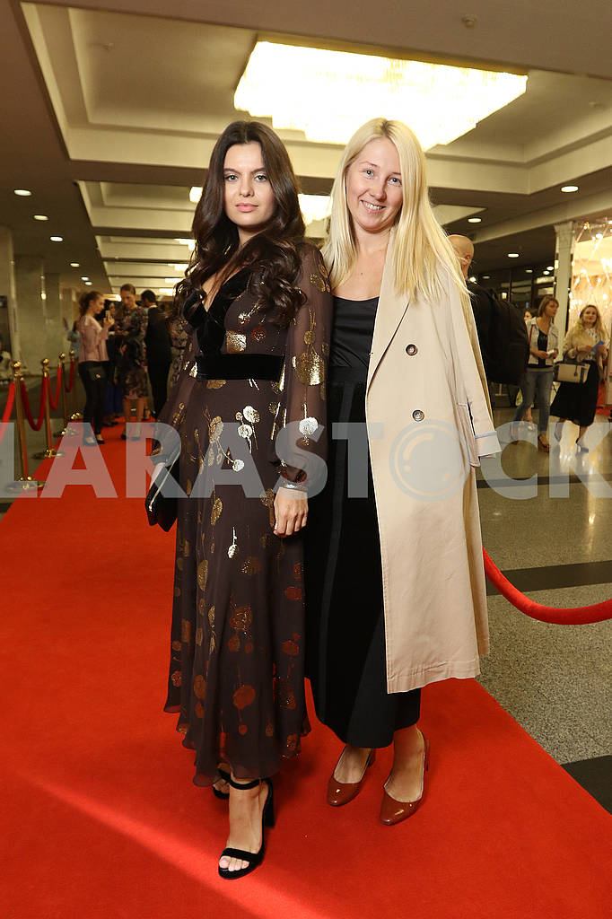 Ekaterina Rutman and Yulia Smidovich — Image 62150