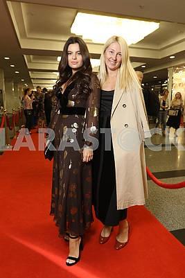 Ekaterina Rutman and Yulia Smidovich