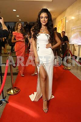 Vice-Miss Ukraine-2015 Feride Ibragimova
