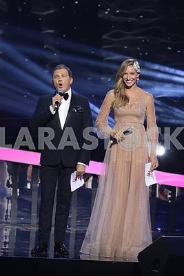 Yuri Gorbunov and Katya Osadchaya