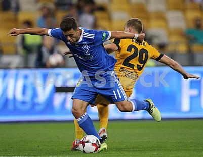 Moraes Junior, Batsula Andrey