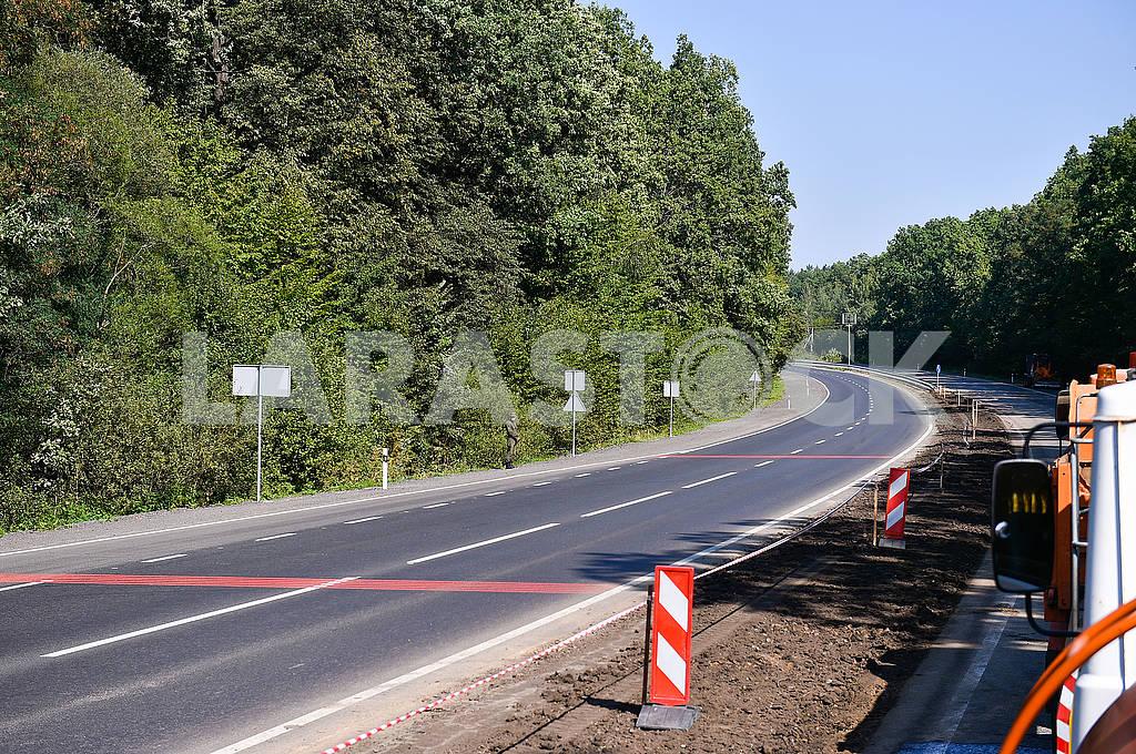 The road in Vinnitsa region — Image 62173
