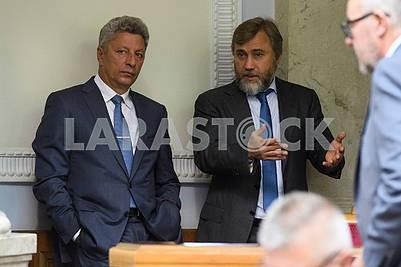 Yuri Boyko, Vadim Novinsky