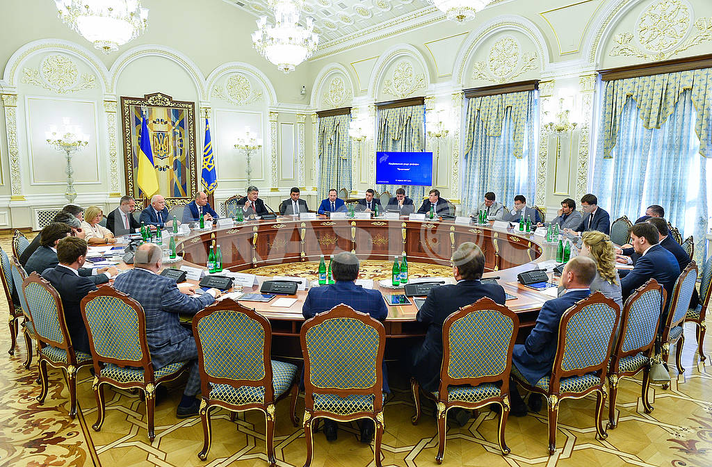 Meeting of the National Reform Council — Image 62272