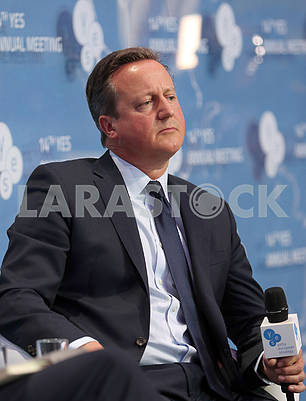 David Cameron, British politician