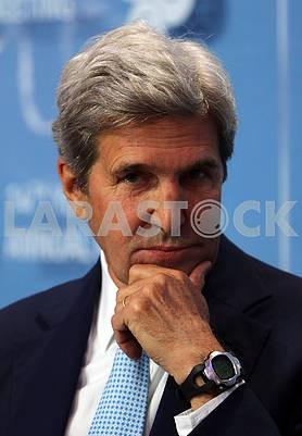 John Kerry is an American politician