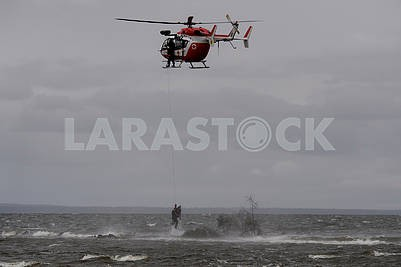 Training of rescuers SSNS