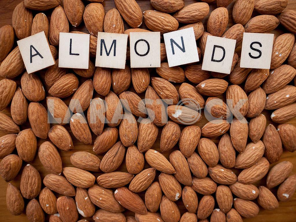 Almonds — Image 62705