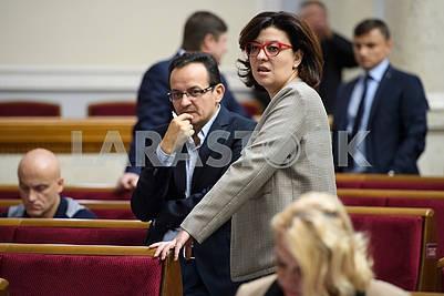 Oleg Berezyuk, Oksana Syroid