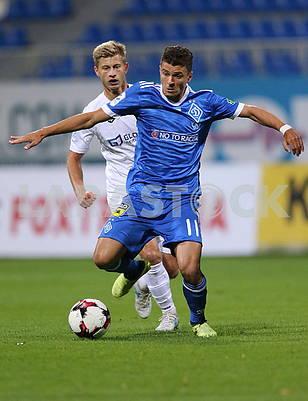 Junior Moraes and Valery Fedorchuk