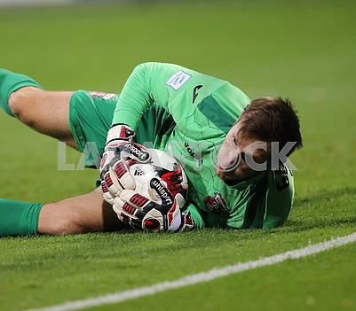 Alexander Bandura, goalkeeper