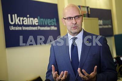 Danila Bilak, Investment Promotion Office