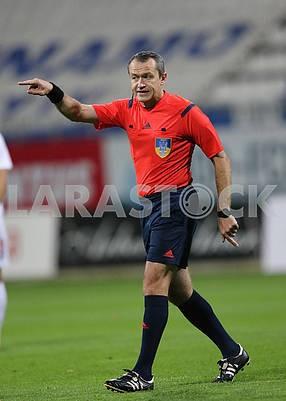 Konstantin Trukhanov, referee