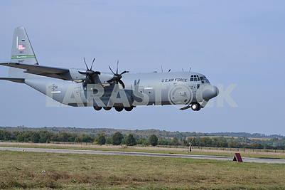 Aircraft Lockheed C-130J Super Hercules