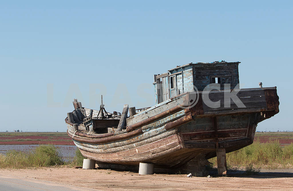 Wooden ship — Image 62877