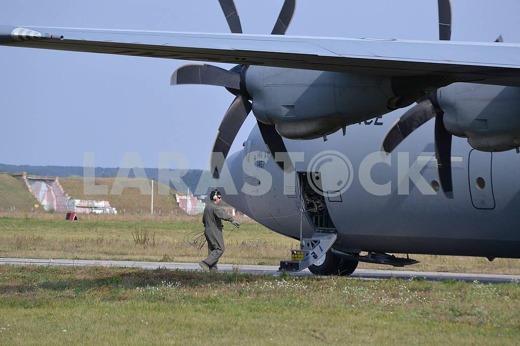 Aircraft Lockheed C-130J Super Hercules — Image 62879