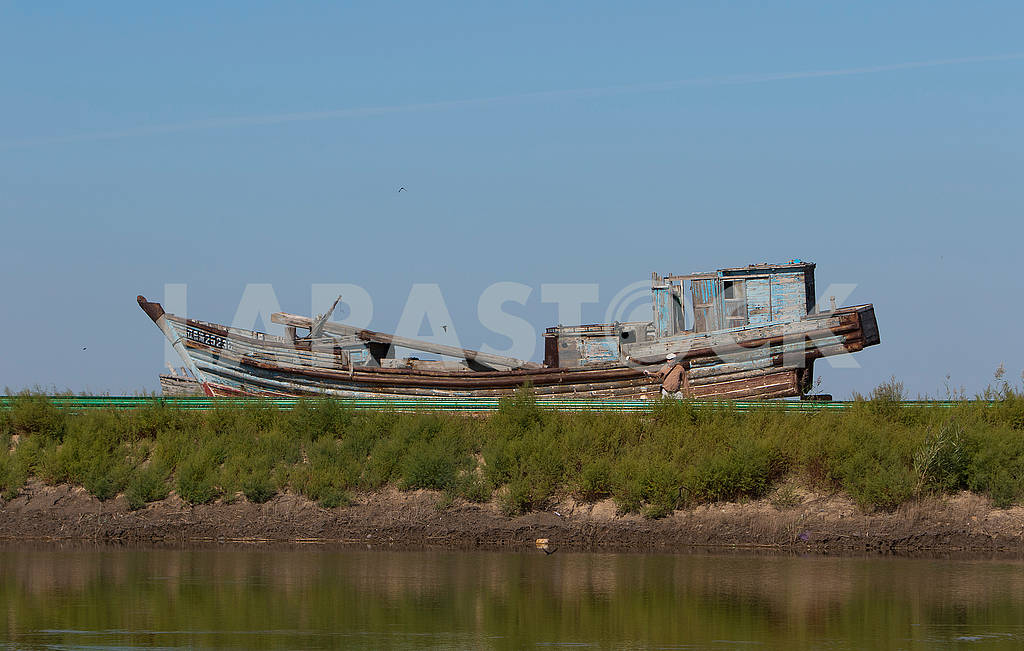 Wooden ship — Image 62900