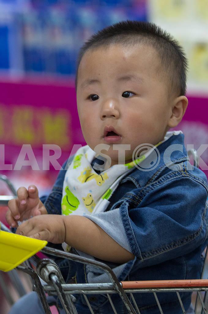 Chinese boy — Image 62975