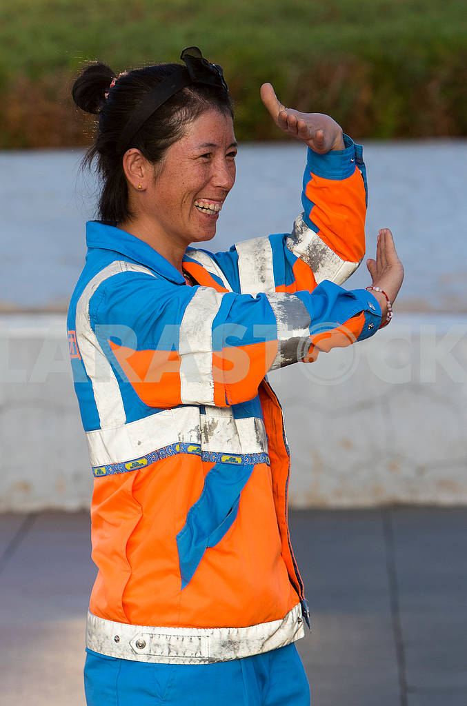 Community service worker — Image 62976