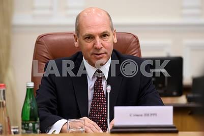 President of the Senate of Australia Stephen Parry