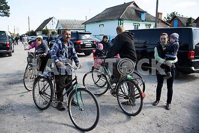 Жители села Павловка