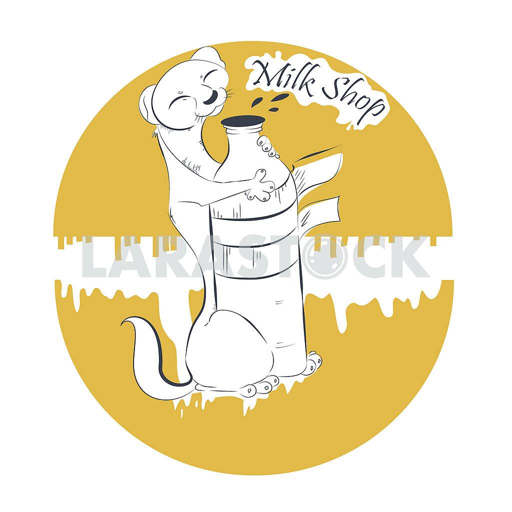 Milk shop — Image 63146