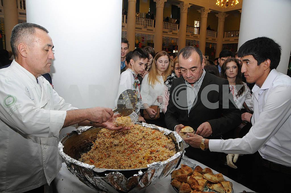 Uzbek Plov — Image 63277