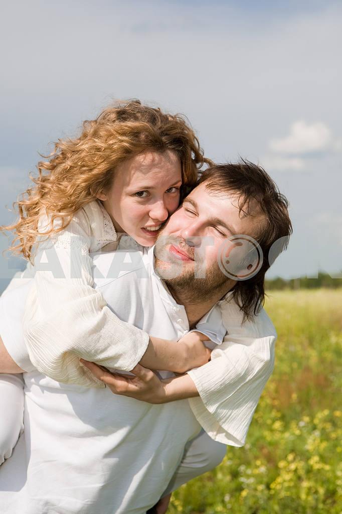 Молодые любви пара — Изображение 6329