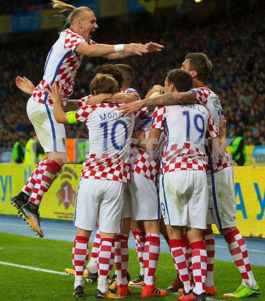 Players of the Croatian national team — Image 63362