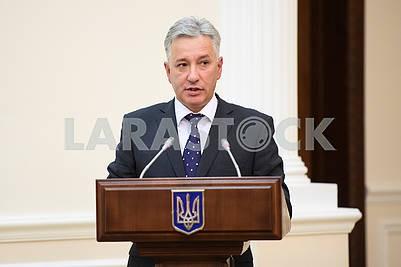 Николай Чечеткин, глава ГСЧС