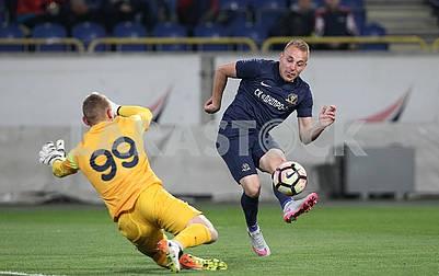 "Match FC ""Dnepr"" and IC ""Dnepr-1"" (2: 0)"