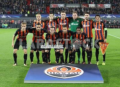 Team Shakhtar