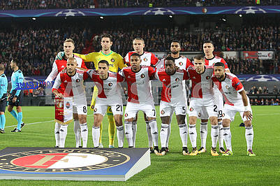 The Feyenoord Team